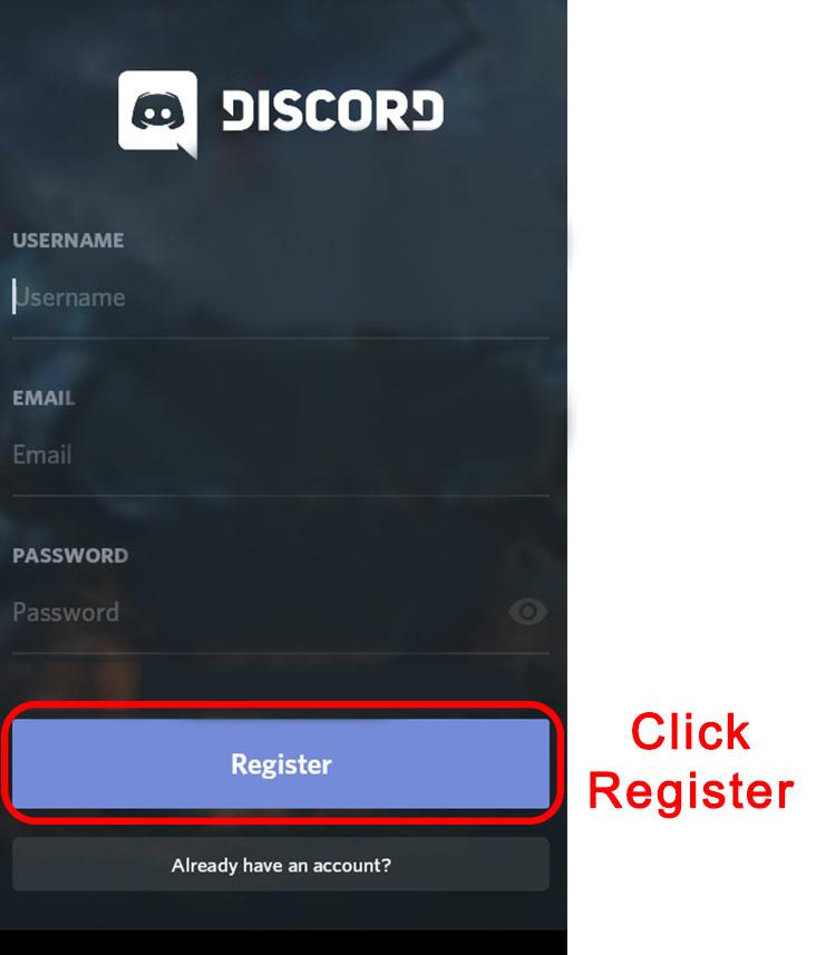 how to delete server on discord